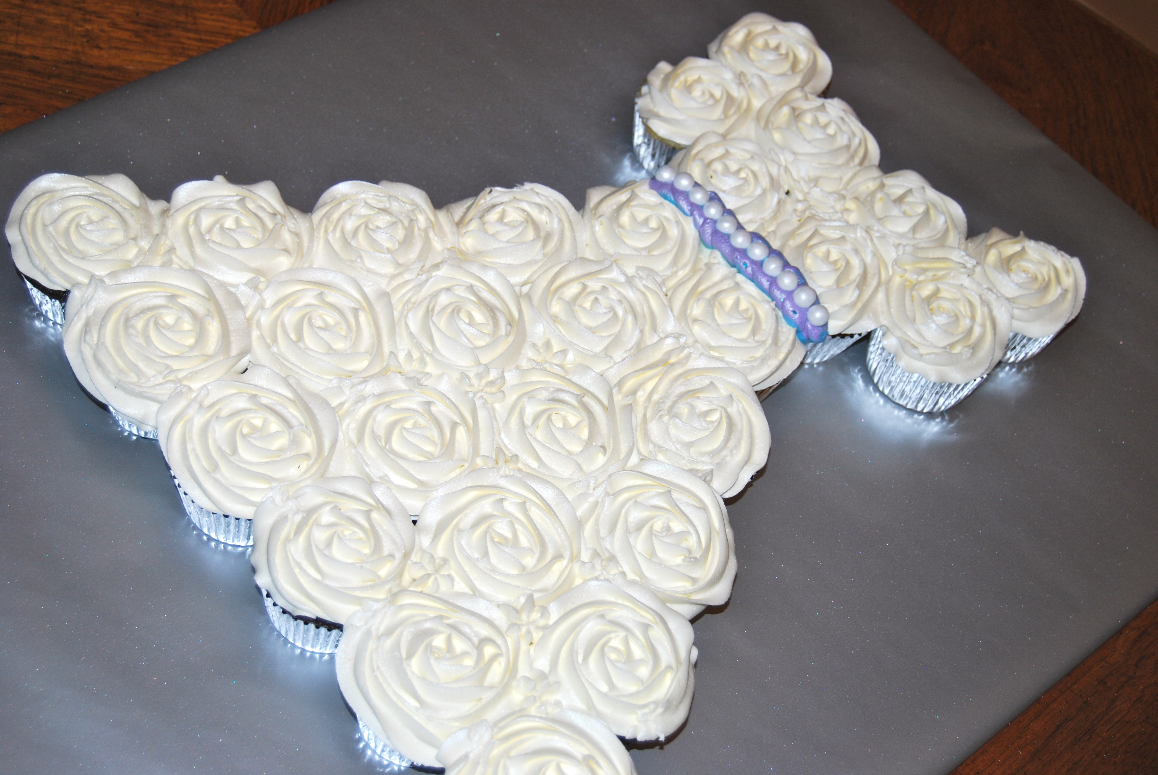 Pull-apart Cupcake Cakes – Kupkake Kandi